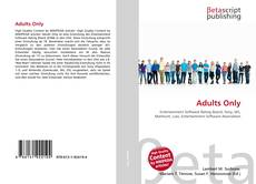 Bookcover of Adults Only