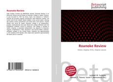 Bookcover of Roanoke Review