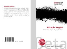 Bookcover of Roanoke Region