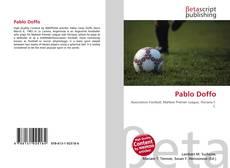 Pablo Doffo kitap kapağı