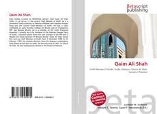 Buchcover von Qaim Ali Shah