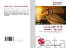 Bookcover of Sailing at the 1912 Summer Olympics