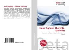 Bookcover of Saint- Agnant, Charente- Maritime