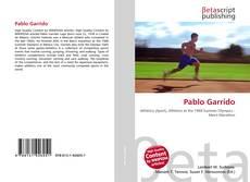 Portada del libro de Pablo Garrido