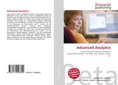 Buchcover von Advanced Analytics