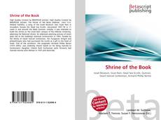 Bookcover of Shrine of the Book