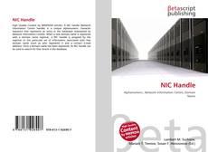 Обложка NIC Handle