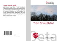 Bookcover of Yellow-Throated Bulbul