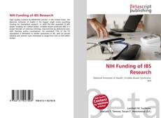 Bookcover of NIH Funding of IBS Research