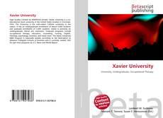 Обложка Xavier University