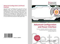 Capa do livro de Advanced Configuration and Power Interface
