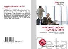 Advanced Distributed Learning Initiative kitap kapağı