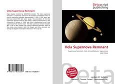 Vela Supernova Remnant的封面