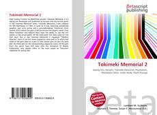 Bookcover of Tokimeki Memorial 2