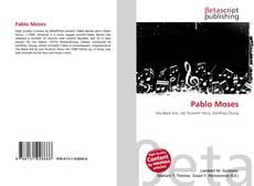 Pablo Moses kitap kapağı