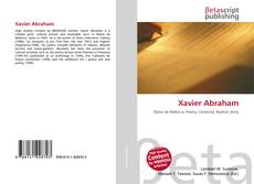 Bookcover of Xavier Abraham