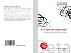 Buchcover von Raffaello da Montelupo