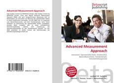 Bookcover of Advanced Measurement Approach