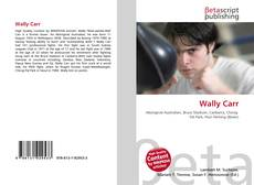 Wally Carr kitap kapağı