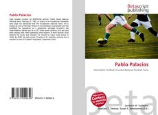 Portada del libro de Pablo Palacios
