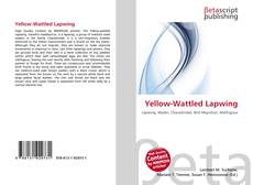 Bookcover of Yellow-Wattled Lapwing