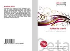 Bookcover of Raffaelle Monti
