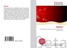 Bookcover of Qeysar