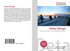Buchcover von Yellow (Manga)