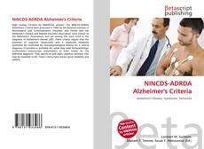 Capa do livro de NINCDS-ADRDA Alzheimer's Criteria