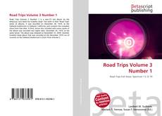 Bookcover of Road Trips Volume 3 Number 1