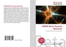 NINDS Brain Trauma Research的封面