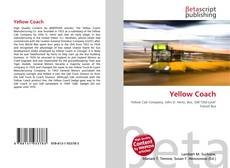 Bookcover of Yellow Coach