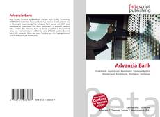 Bookcover of Advanzia Bank