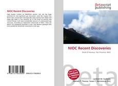 Borítókép a  NIOC Recent Discoveries - hoz