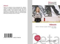 Capa do livro de Adware