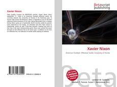 Bookcover of Xavier Nixon