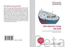 Portada del libro de USS Aide De Camp (IX-224)