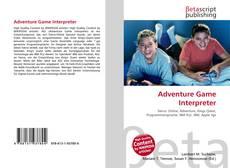 Bookcover of Adventure Game Interpreter