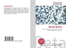 Buchcover von Adzuki-Bohne