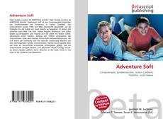 Capa do livro de Adventure Soft