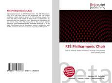 Portada del libro de RTÉ Philharmonic Choir