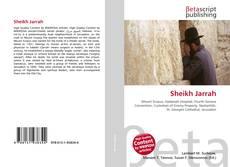 Portada del libro de Sheikh Jarrah