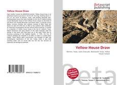 Copertina di Yellow House Draw