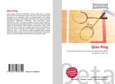 Bookcover of Qian Ping