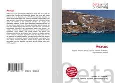 Buchcover von Aeacus