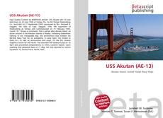 Buchcover von USS Akutan (AE-13)