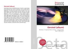 Bookcover of Oersted (album)