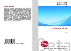 Bookcover of Xavier Ramirez