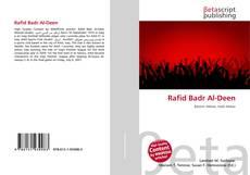 Bookcover of Rafid Badr Al-Deen