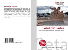 Capa do livro de Adval Tech Holding